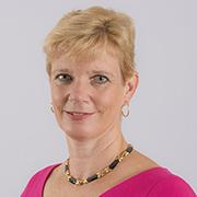 Gill Hutchinson of Aardvark Marketing and MRE