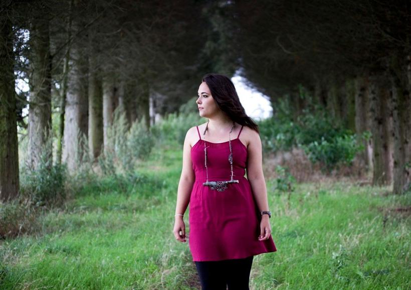 Sophie Symes, artist jeweller
