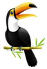 MRE Toucan logo